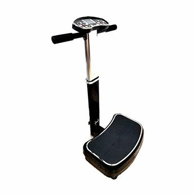 HEALTH AND MED.COM GForce Fold – 1500W Dual Motor Whole Body Vibration Exercise Machine