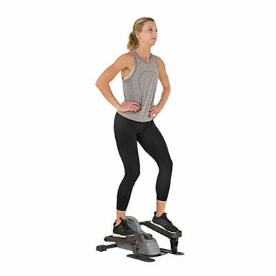 Sunny Health & Fitness Portable Stand Up Elliptical – SF-E3908