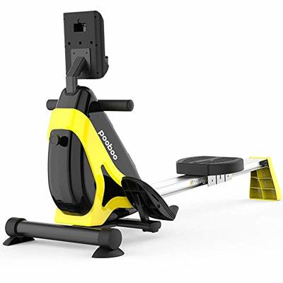 pooboo Magnetic Rowing Machine