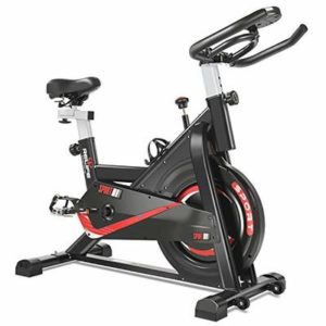 RELIFE REBUILD YOUR LIFE Exercise Bike Indoor Cycling Bike Fitness Stationary All-Inclusive Flywheel Bicycle with Resistance for Gym Home Cardio Workout Machine Training