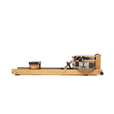 Waterrower Oxbridge Rower Rowing Machine S4 with Hi-Rise Attachment
