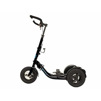 Me-Mover Fitness 2.3 (2020 Model)- World's Best Outdoor Fitness Machine (Black)