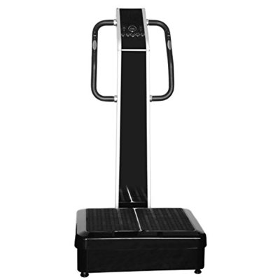 Dual Motor 1500W Full Body Vibration Plate Exercise Fitness Machine