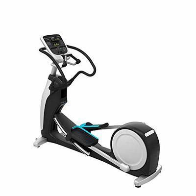 Precor EFX 833 Commercial Elliptical Fitness Crosstrainer – Silver