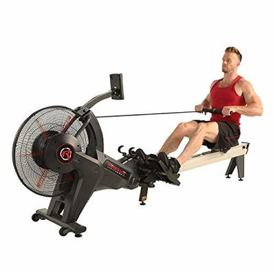 RESOLVE FITNESS R1 Commercial Dual Drive Rower