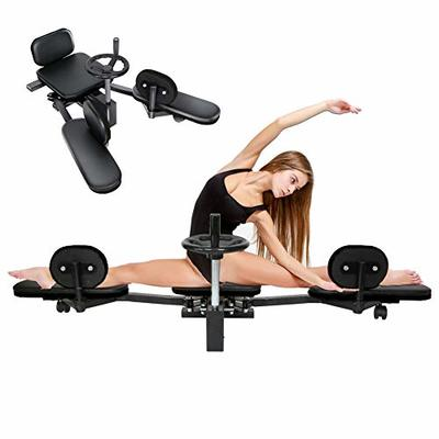 ALEXTREME Leg Stretcher Leg Press Machine Flexibility Stretching Training Machine Calf Thigh Body Extension Device Fitness Equipment for Home Gym Bal (Leg Stretcher Machine, Stretch Training)