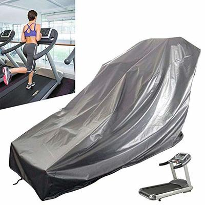w5bhj88 Treadmill Cover Waterproof Dust-Proof Sports Running Machine Protective Cover Folding Oxford Cloth Fitness Equipment Cover for Indoor Or Outdoor Use(200x95x150cm)