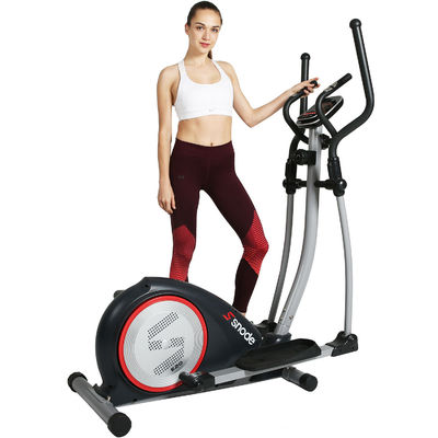 SNODE E20 Magnetic Elliptical Machine 8 Levels Resistance With LCD Display