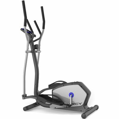 Marcy Elliptical NS-1201E Stride Compact Cardio Fitness Exercise Machine Workout