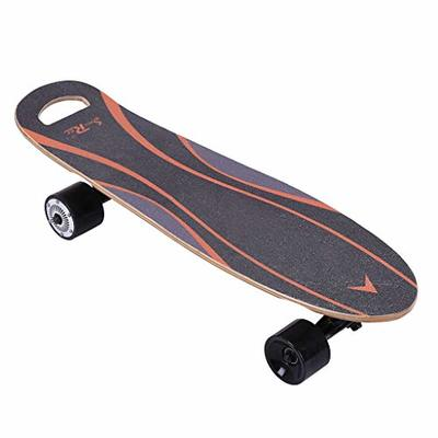 Landscap Electric Skateboard 7 Layer Maple Remote Control Longboard Scooter with Hub Motor