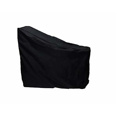 Exercise Bike Cover, Upright Indoor Cycling Protective Cover and high quality Oxford waterproof fabric are the ideal choice for indoor and outdoor use ?black?