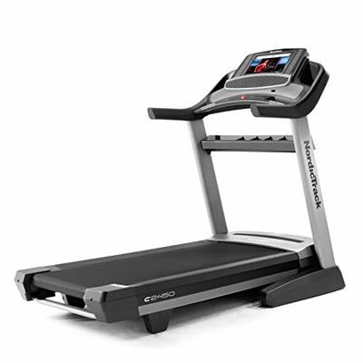 NordicTrack Commercial Series 14″ HD Touchscreen Display Treadmill 2450 Model + 1 Year iFit Membership