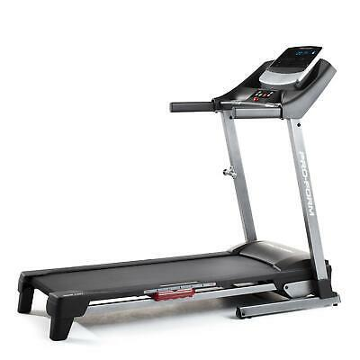 Folding Treadmill w/ Bluetooth Connectivity for Fitness Home Room Gym Workout