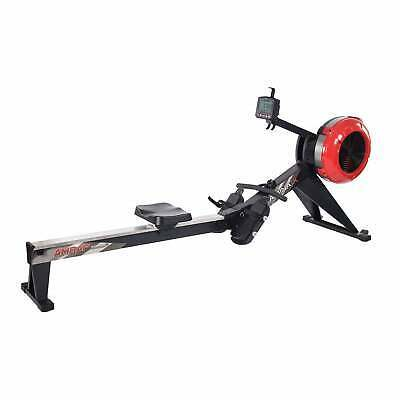 Stamina X AMRAP (As Many Reps As Possible) Air Rowing Red