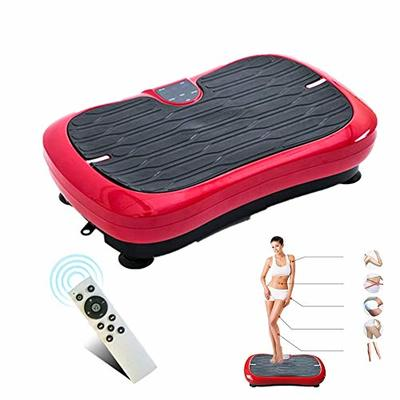 Vibration Platform Machines Fitness Plate Exercise Machine Full Whole Body Workout Weight Loss Home Training Equipment 99 Levels with Wireless Remote Control