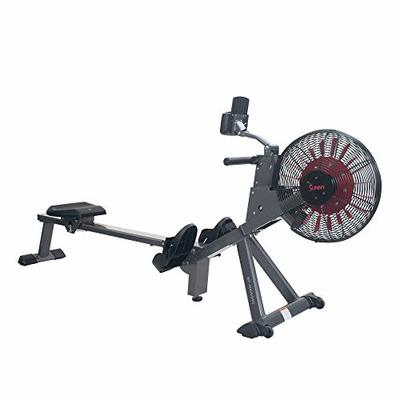 Sunny Health & Fitness Magnetic Air Resistance Rowing Machine – SF-RW5940