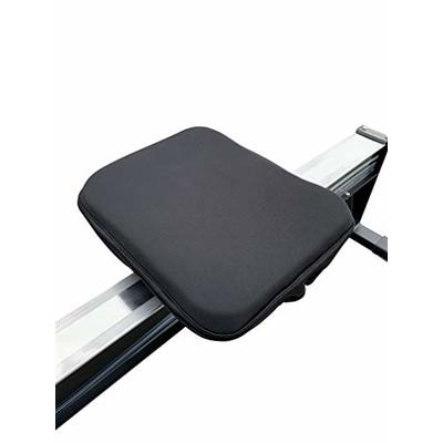 Spynn and Rowe Rowing Machine Cushion with Straps – Seat Pad Designed for Concept 2 Rowing Machine
