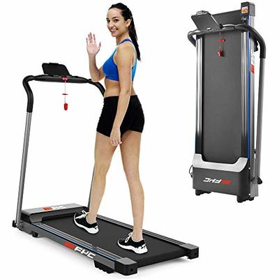 FYC Treadmill Folding Treadmill for Home – Portable Electric Motorized Treadmill Running Exercise Machine Compact Treadmill for Home Gym Fitness Workout Jogging Walking, No Installation Required
