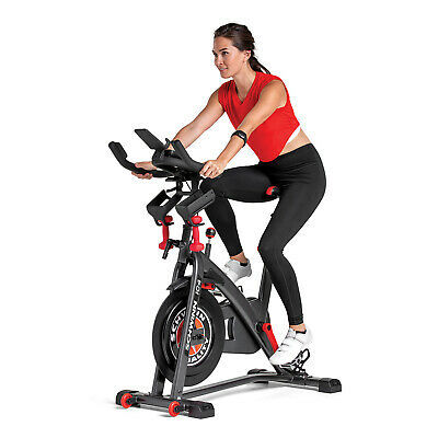 Schwinn Fitness IC4 Stationary Exercise Cycling Training Bike for Home(Open Box)