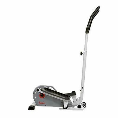 Sunny Health & Fitness Magnetic Standing Elliptical with Handlebars – SF-E3988
